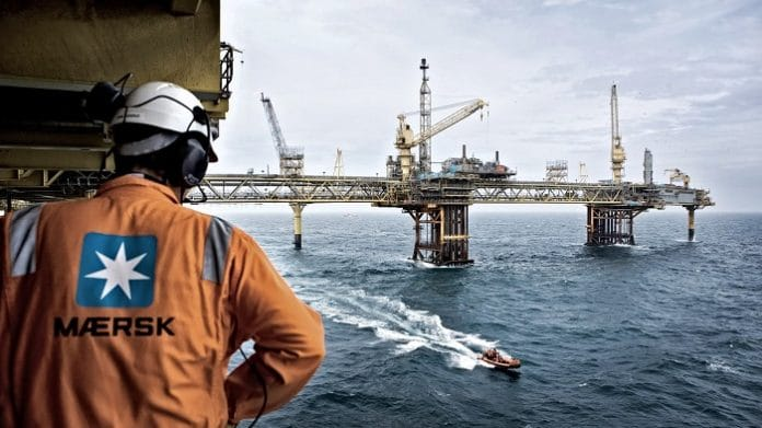 Total looks to acquire Maersk Oil