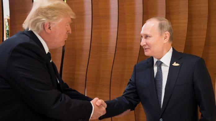 Trump Denies Calling White House 'A Dump'