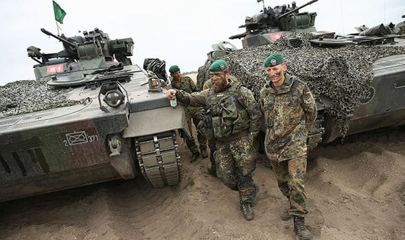Poland to spend £42 billion on its army to counter Russian aggression