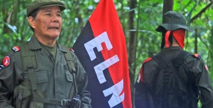 Colombia strikes cease-fire deal with ELN guerrilla group