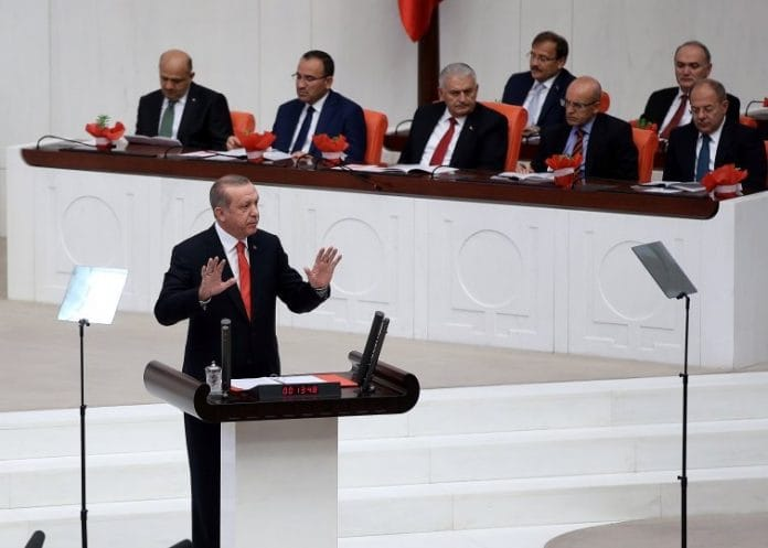 Turkey no longer needs European Union membership, says President Erdogan