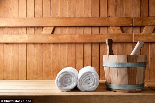 Science: Saunas are just as healthy as moderate workouts