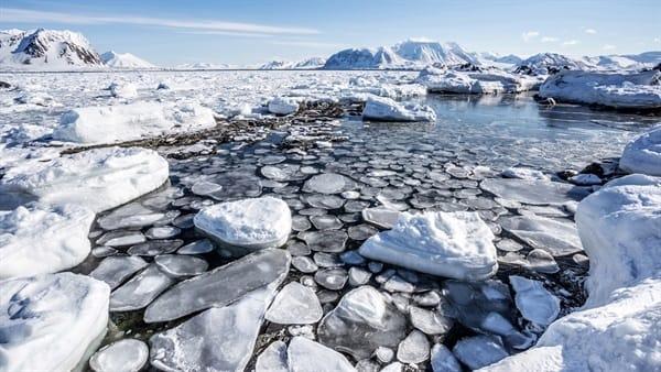 Drastic Arctic warm event stuns climatologists