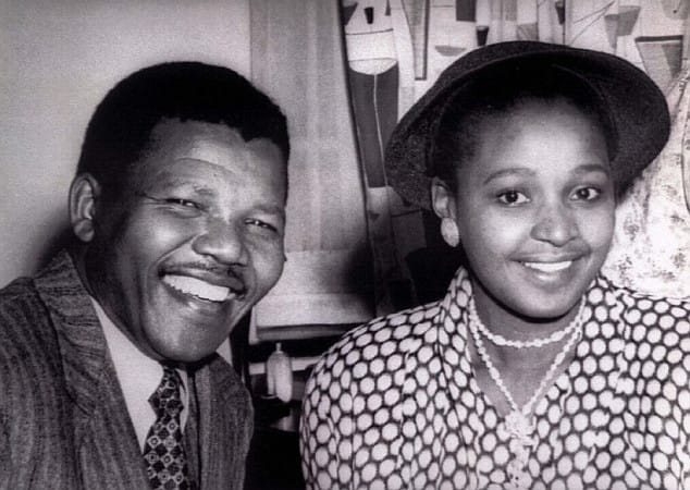 Nelson Mandela's widow died aged of 81