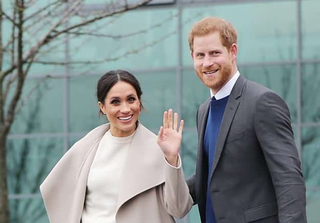 Prince Harry reveals future with Meghan Markle in Commonwealth