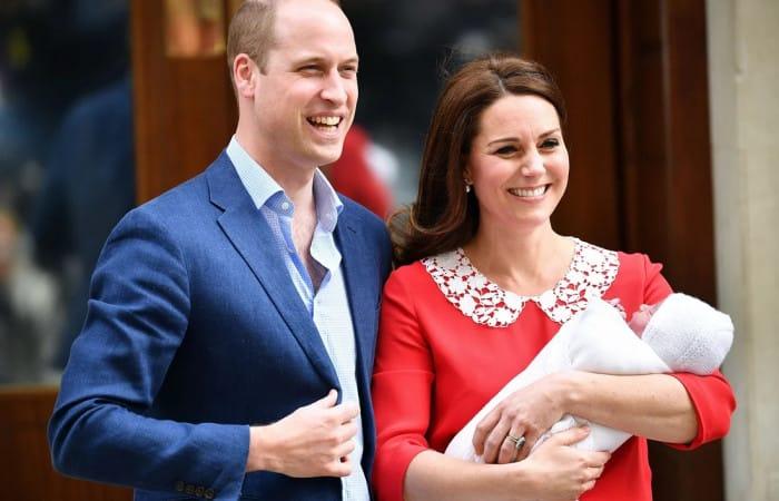 Prince William, Kate Middleton reveal their royal baby boy's name
