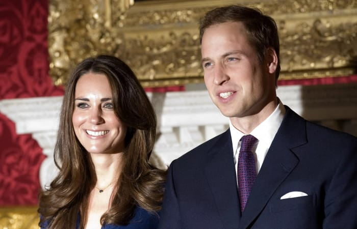 Kate Middleton, Prince William married seven years ago