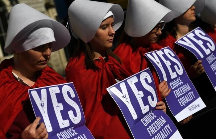 Ireland abortion referendum voting opens