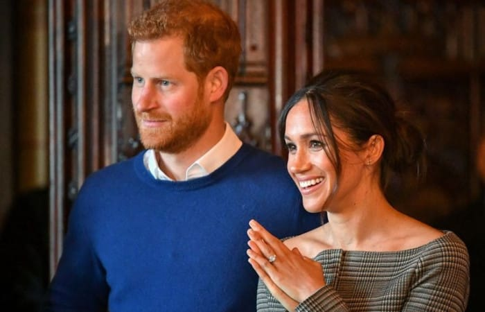 Queen Elizabeth's wedding gift to the Duke and Duchess of Sussex is a country home