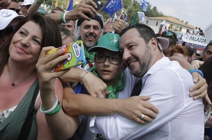 Fearless Matteo Salvini's threat to the EU establishment