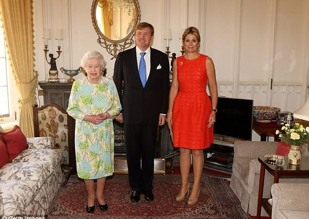 King, Queen of the Netherlands will pay a state visit to the UK in October