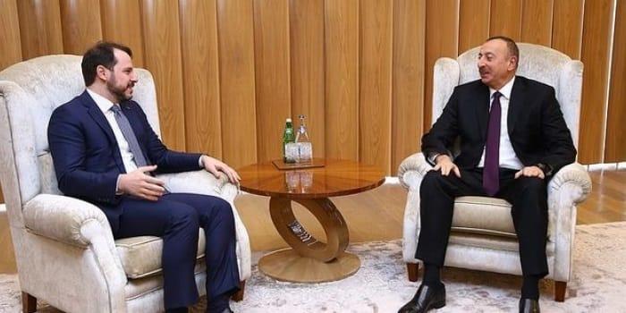 Erdogan's son-in-law to lead Turkey's finance ministry