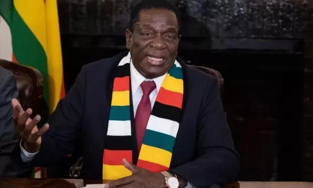 Zimbabwe: Emmerson Mnangagwa sworn in as president