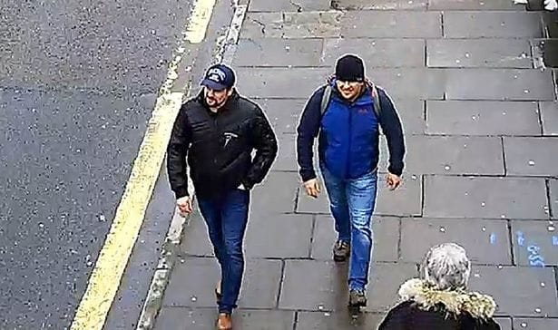 Skripal poisoning case suspects: 'We were just tourists'