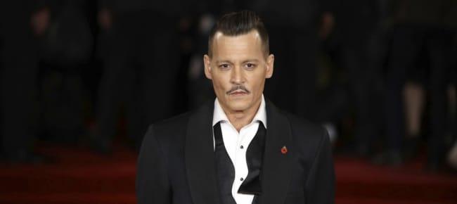 Zurich Film Festival enters final weekend with Johnny Depp