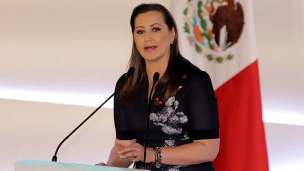 Mexico's Puebla governor Martha Erika Alonso dies in helicopter crash
