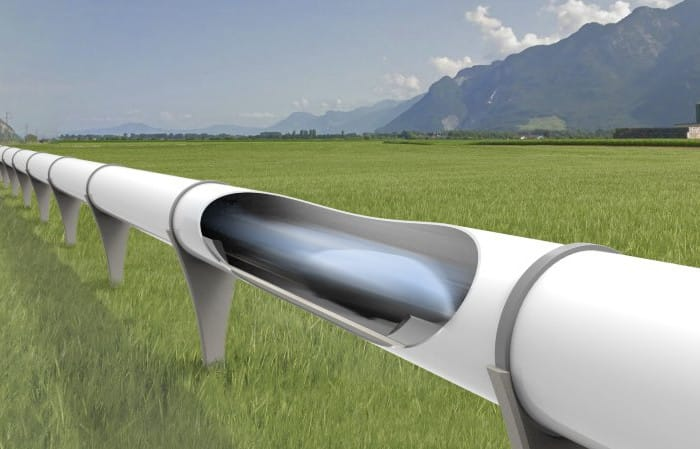 Europe's first-ever Hyperloop test track to be built in Swiss canton of Valais