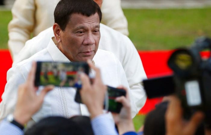 Philippines considers law to lower criminally responsible age to nine