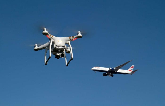 Gatwick, Heathrow to invest in anti-drone system, possibly from Israeli firm