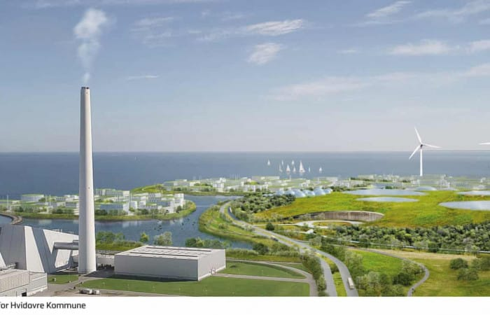 Denmark plans man-made islands to attract business