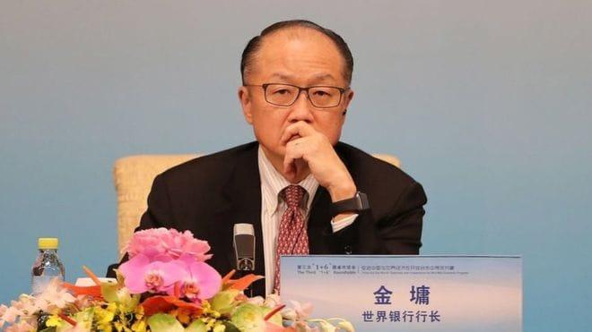 Jim Yong Kim steps down as President of World Bank