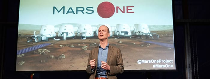 The company promised to send you on Mars is bankrupt