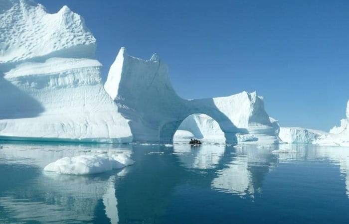 Greenland's ice is melting at increasing speed