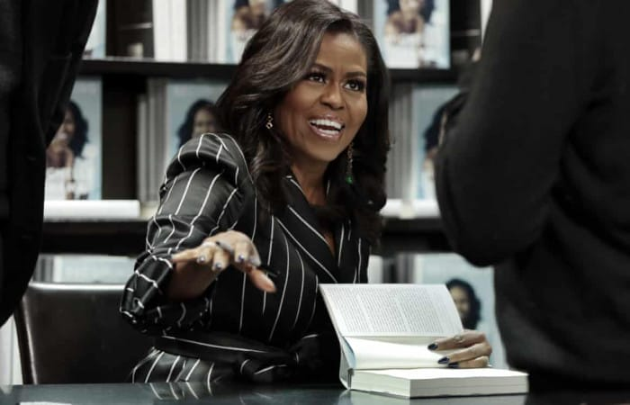 Michelle Obama's memoir has sold nearly 10 million copies