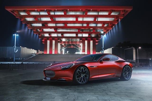 Switzerland's first electric sports car revealed: Piëch Mark Zero