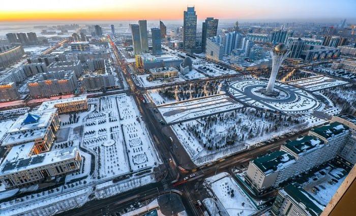 Kazakhstan's capital Astana renamed in honour of leader after he resigns
