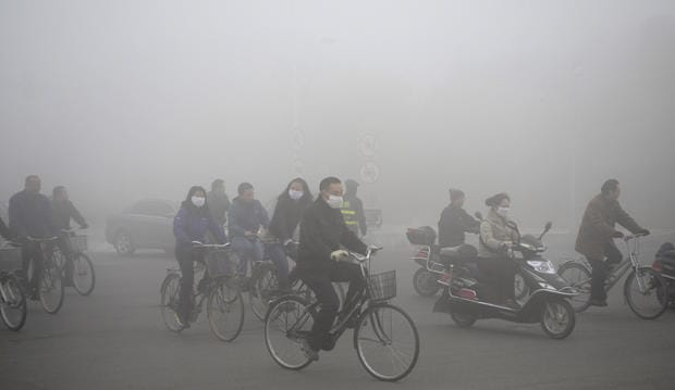 Science: Toxic air will shorten children's lives by 20 months