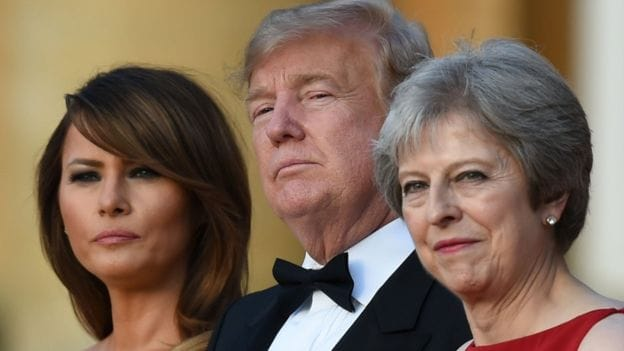 Donald Trump's state visit to the UK set for 3rd June