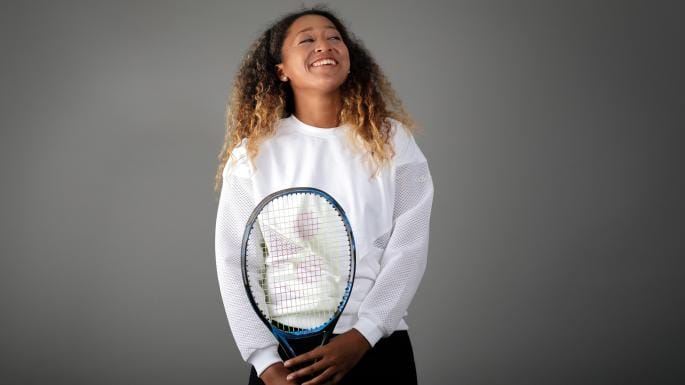 Japanese World No 1 tennis player Naomi Osaka signs with Nike