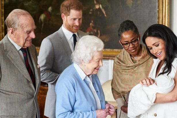 Prince Charles, William and Kate have still not met Archie five days after birth