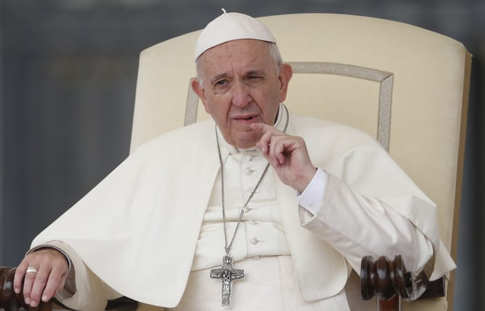 Pope Francis issues law to force priests, nuns to report sexual abuse