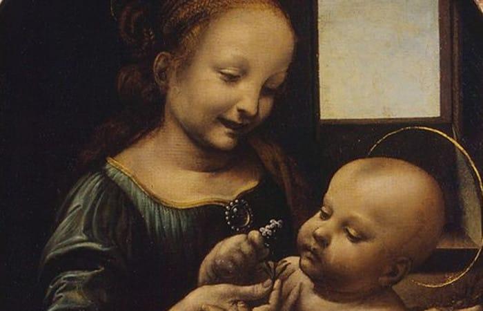 Leonardo Da Vinci's Benois Madonna to make rare return to Italy