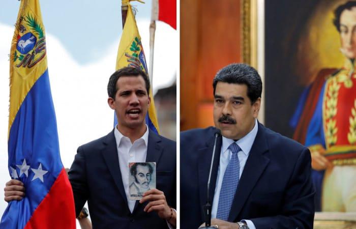 Venezuela's president Maduro hails start of Norway-brokered talks with opposition