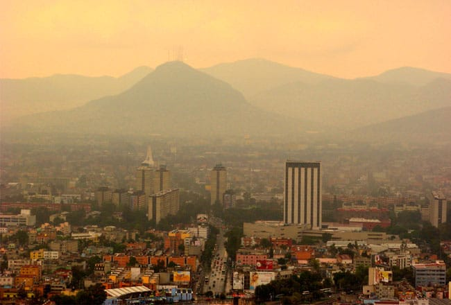 Mexico fires: residents to stay indoors as weather blanket cities in smoke
