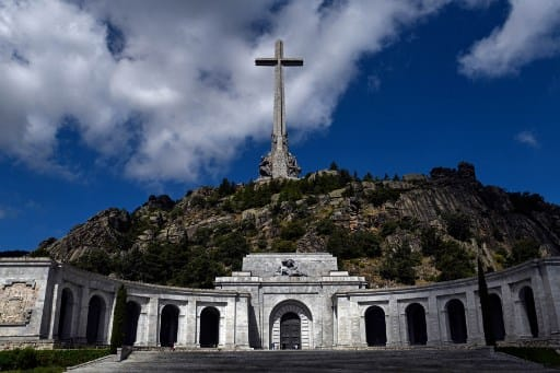 Franco's exhumation suspended by Spain's Supreme Court