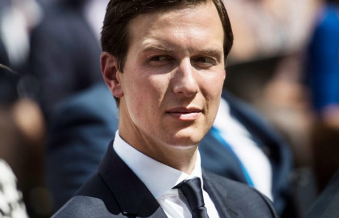 Jared Kushner expressed uncertainty that Palestinians can self-govern