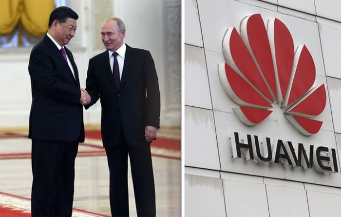 Huawei to start talks with Russia on using Avrora OS