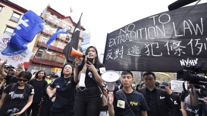 Hong Kong's youth to protest against 'Chinafication'