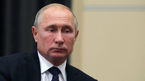 Vladimir Putin says he's ready for talks with Ukraine