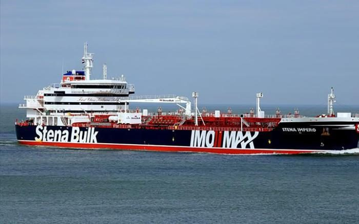 Iran warned of 'serious consequences' over seizure of British-flagged tanker