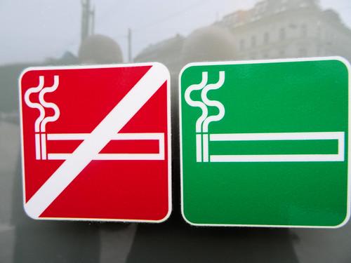 Austria to ban smoking in bars, restaurants