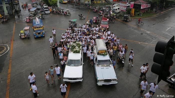 Amnesty urges UN to investigate Philippines drug 'bloodiest' killings