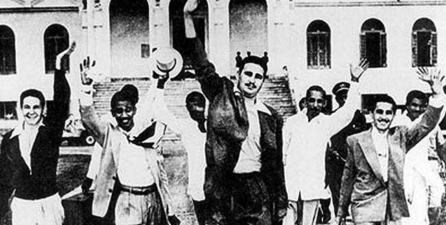 Cuba mark Day of National Rebellion