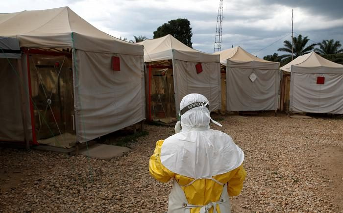 DR Congo confirms first Ebola case in the eastern city of Goma