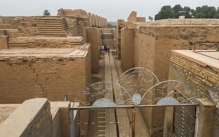 UNESCO added ancient Babylon into World Heritage list