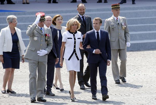World leaders to join Macron in Paris for Bastille Day parade